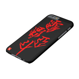 ROBERT in kanji Barely There iPhone 6 Case