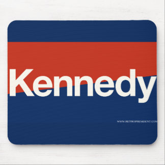 Robert Kennedy - Customized Mouse Pad