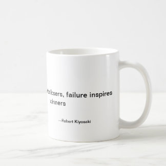 Robert Kiyosaki Winner Mug