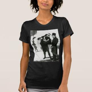 Robert Macaire Business Men by Honore Daumier T-shirt