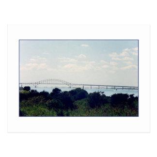 Robert Moses Causeway Postcard