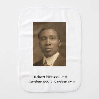 Robert Nathaniel Dett Burp Cloth