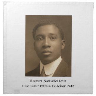Robert Nathaniel Dett Napkin