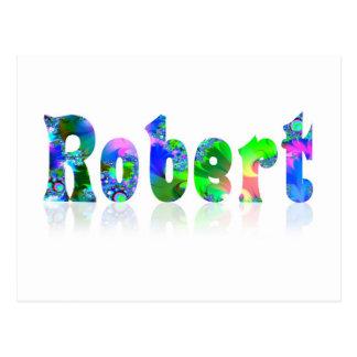 Robert Postcard