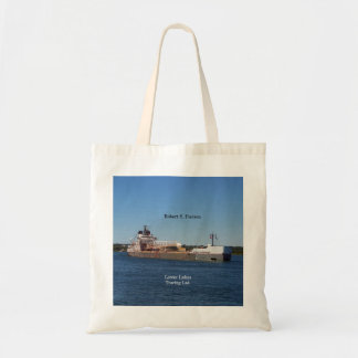 Robert S. Pierson tote bag