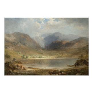 Robert Scott Duncanson - Loch Long Art Photo
