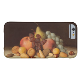 Robert Scott Duncanson - Still Life with Fruit Barely There iPhone 6 Case