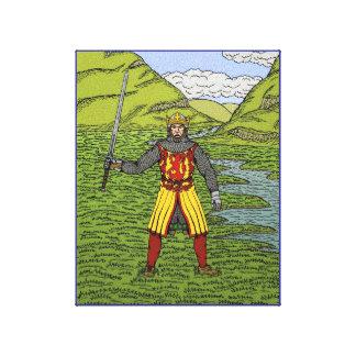 Robert the Bruce Canvas Print