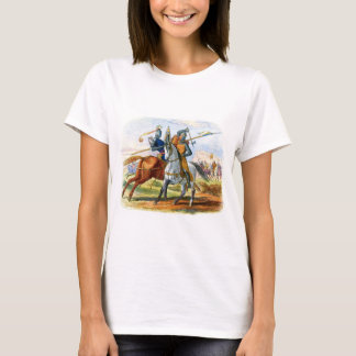 Robert the Bruce kills Sir Henry Bohum T-Shirt