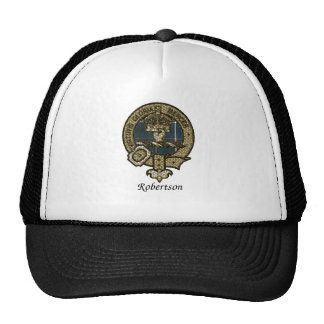 Robertson Clan Crest Cap