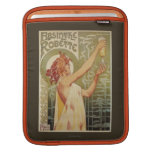 Robette Absinthe Advertisement Poster Sleeves For iPads