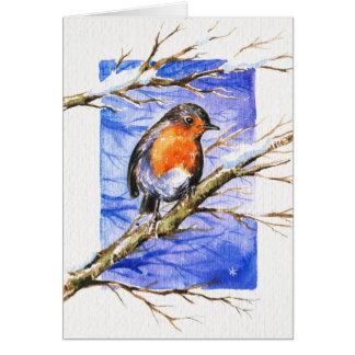 Robin 3 card