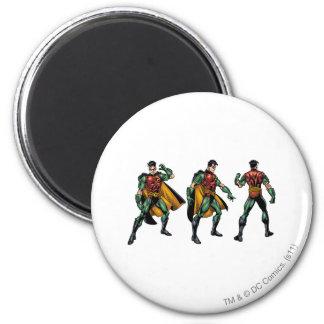 Robin - All Sides Magnet