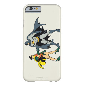 Robin And Batman Handshake Barely There iPhone 6 Case