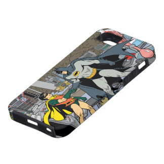 Robin And Batman Handshake Case For The iPhone 5