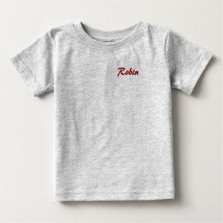 Robin Baby Fine Jersey T-Shirts