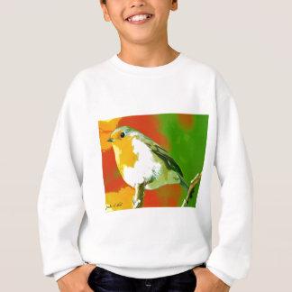 Robin Bird Sweatshirt