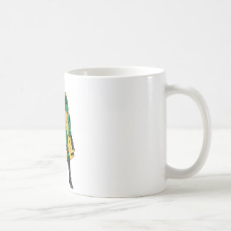 Robin Classic Stance Basic White Mug