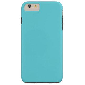 Robin Egg Blue Tough iPhone 6 Plus Case