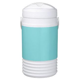 Robin Egg Blue Igloo Beverage Dispenser