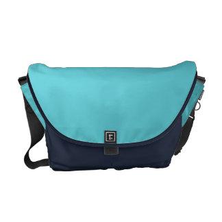 Robin Egg Blue Courier Bag