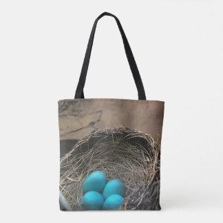 Robin Egg Tote Bag