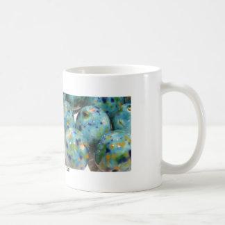 Robin Eggs Beads Coffee Mug