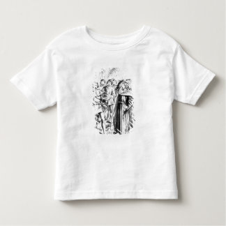 Robin Hood and King Richard I Toddler T-Shirt
