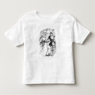 Robin Hood and the Bishop Toddler T-Shirt