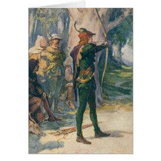 Robin Hood Cards