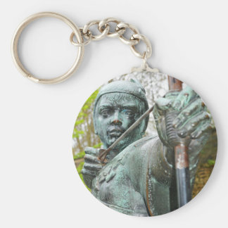 Robin Hood Key Ring