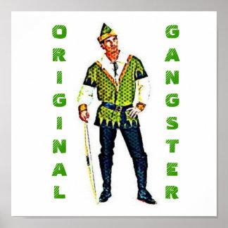 Robin Hood Original Gangster Poster