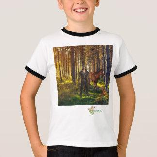 Robin hood Ringer T-Shirt