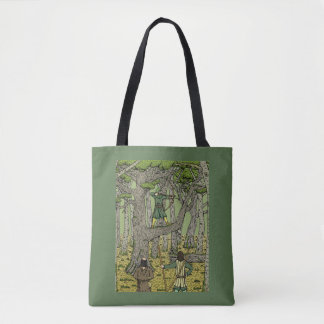 Robin in Sherwood Tote Bag