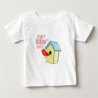 Robin My House Baby T-Shirt