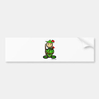 Robin Odd (plain) Bumper Sticker