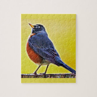 Robin Products Jigsaw Puzzle