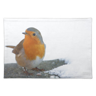 Robin Red Breast Placemat
