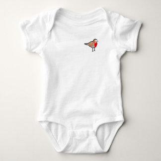 Robin Redbreast Baby Bodysuit
