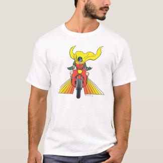 Robin Rides 2 2 T-Shirt