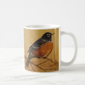"""""""Robin the Robin"""" Ceramic Mug"""