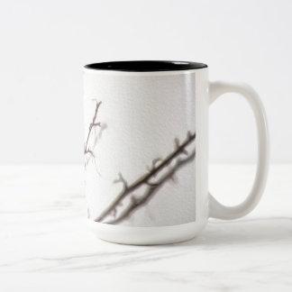 Robin Two-Tone Coffee Mug