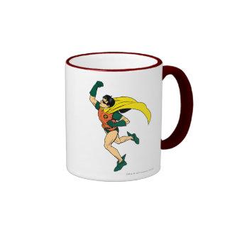 Robin Uppercut Ringer Mug