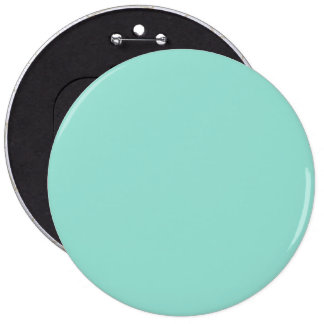 Robin's Egg Blue Pinback Buttons