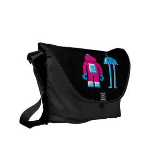 Robo & Bip Courier Bag