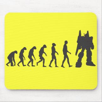 Robo-Evolution Mousepad