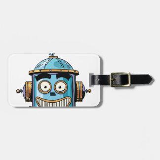 Robo Luggage Tag
