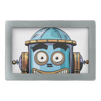 Robo Rectangular Belt Buckles