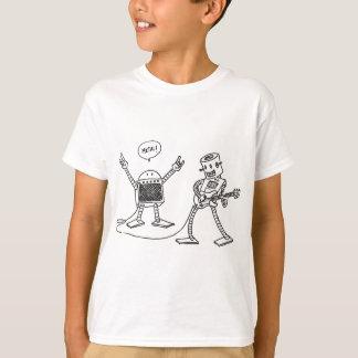 RoboShredder & AmpDroid T-Shirt