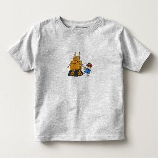 Robot and Dolly Toddler T-Shirt